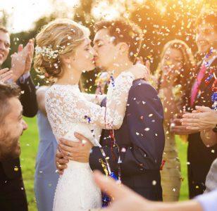 Hochzeit oder Familienfeier